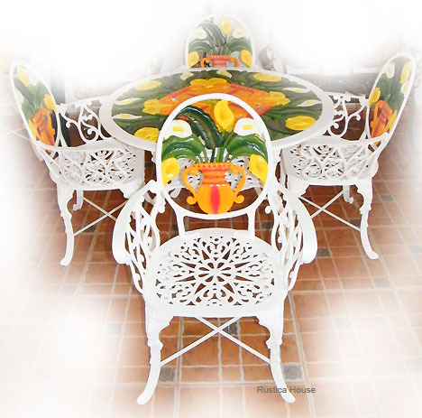 "Primary image for Patio Dining Furniture ""Santa Ana"""