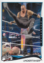 Undertaker 2014 Topps WWE Card #92 - $0.99