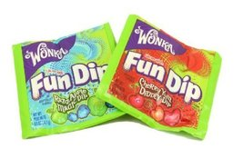 Wonka Lik-m-aid Fun Dip, 0.5-Ounce Packages (Pack of 96) - $23.35