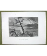 CANADA Lake Allumettes Near Ottawa River - 1841... - $19.31
