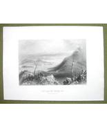 CANADA Sugar Loaf Lake Memphremagog  - 1841 Eng... - $21.78