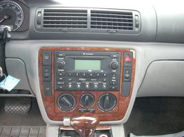 2004 VW PASSAT TEMPERATURE CONTROL