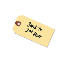 Avery  Shipping Tags, Paper, 4-1/4 x 2-1/8, Man... - $44.99