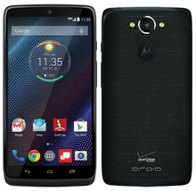 motorola droid turbo xt1254 64gb 3gb black ballistic nylon unlocked smar... - $297.90