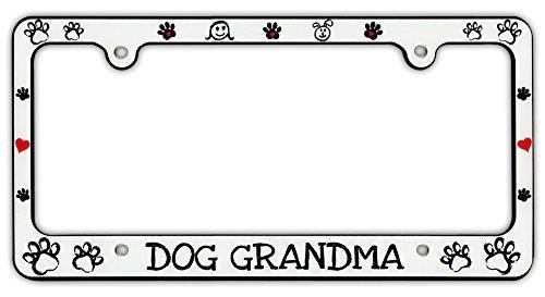 Crazy Sticker Guy License Plate Frame: 3 listings
