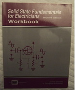 2Textbook and Workbook Solid State Fundamentals... - $5.50