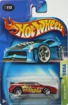 Sega Series #3 Lotus Esprit #2003-112 Collector Car Mattel Hot Wheels - $3.95