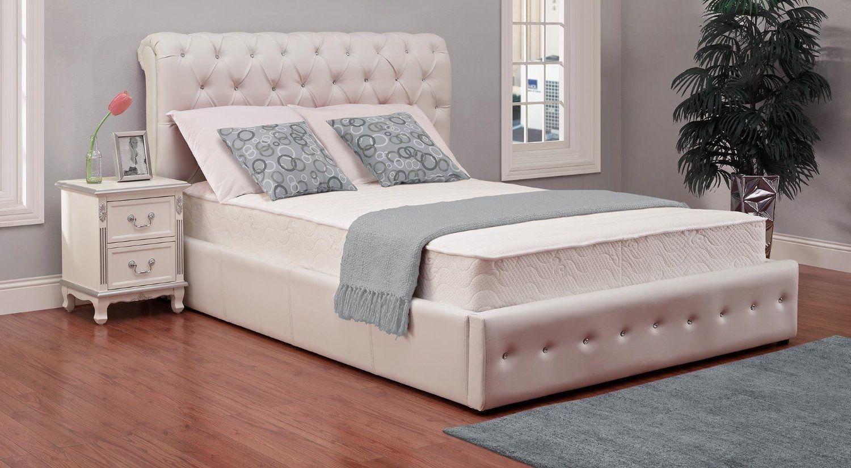 twin mattress bedding memory foam pad top cover box spring set 8 bedroom guest mattresses. Black Bedroom Furniture Sets. Home Design Ideas