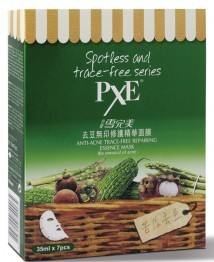 Sewame pxe anti acne trace free repairing essence mask