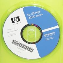Hp Officejet 4200 Series Setup Installation PC-... - $14.99
