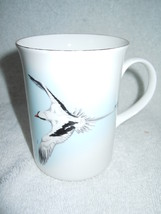 The Bermuda Longtail Mug Queens Fine Bone China Rosina China Co. - $3.99