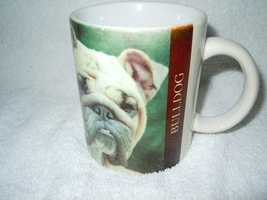 Bulldog Saying Mug 1994 - $2.99
