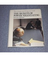 The Secrets of Power Negotiating cassette Box Set ROGER DAWSON You can g... - $19.59