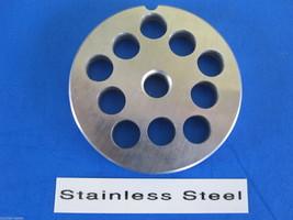 "#8 x 3/8"" hole size plate disc for Porkert meat grinder mincer food chopper - $13.48"
