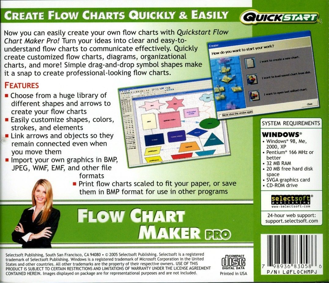 Flow chart maker software