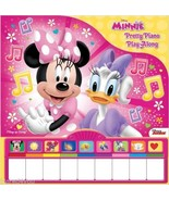 Disney Minnie Pretty Piano Play-Along - $17.81