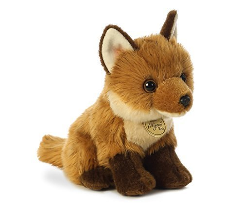 Aurora World Miyoni Fox Kit Plush
