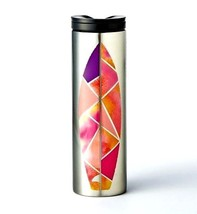 Starbucks Stainless Steel SurfboardTumbler/Beach Getaway Collection/16 f... - $34.60