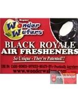 16- Wonder Wafers Black Royale Scent~Amazingly Fresh~ - $6.78