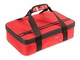Expandable Lasagna Lugger Food Storage Savers Containers Carrier Travel NEW - $50.69
