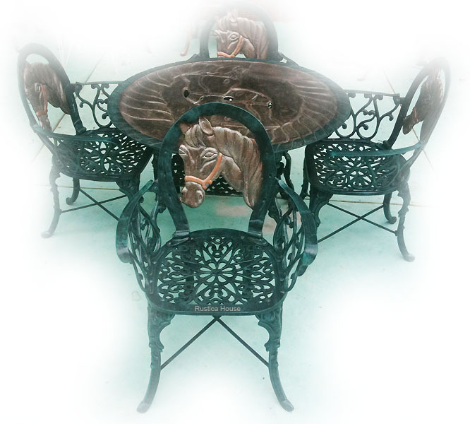 Mexican Outdoor Patio Dining Furniture Patio & Garden Furniture Sets