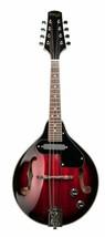 Stagg Acoustic Electric Bluegrass Mandolin - Redburst - M50 E - $169.99
