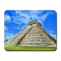 Chichen Itza Mayan Civilization Mousepad (Neoprene Non-slip Mousemat) - $7.71