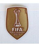 FC BARCELONA FIFA CLUB WORLD CHAMPION 2015 PATC... - $7.99