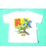 NWT Disney Store Toy Story Rex Shirt Boys Size ... - $14.99