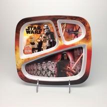 Star Wars Episode 7 Plate Divided - $7.95