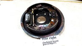 2001-2005 HONDA CIVIC rear right wheel brake hub plate 43110S5DA01 oem 1hc4 - $59.39