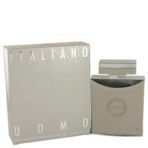 Armaf Italiano Uomo by Armaf Eau De Toilette Spray 3.4 oz for Men - $20.06