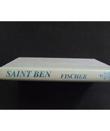 Saint Ben by John Fischer Christian Classic Hb - $2.00