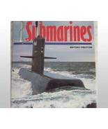 Illustrated Submarines Antony Preston WWII book... - $4.95