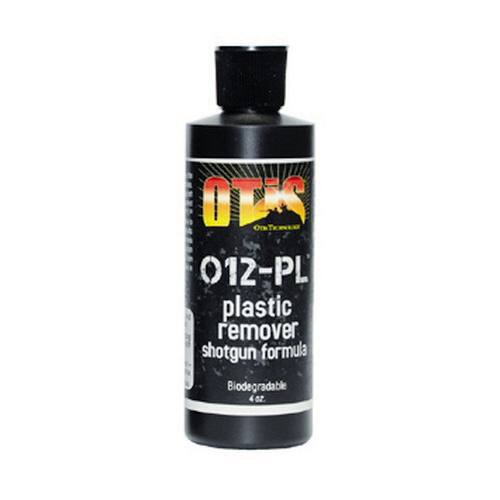 Otis O12-PL Shotgun Blend Plastic Remover-Bore Cleaner,4 oz