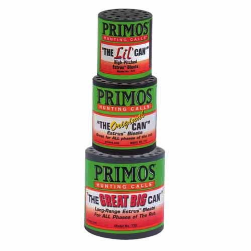 "Primos Deer Call ""THE CAN"" Family Pack (3 Deer Calls)"