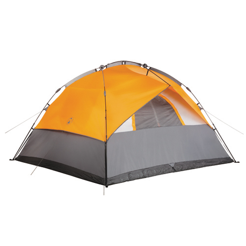 Coleman Instant Dome 7 Person Double Hub Signature Camping Tent