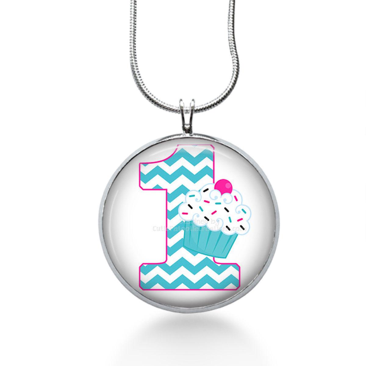 First Birthday Necklace