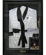 Muhammad Ali Autographed Boxing Robe - $15,000.00