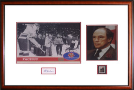 Pierre Trudeau Autographed Double Photo - Limited Edition of 10 - $375.00