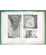 FRANCE Nimes Roman Amphitheatre View in Catacom... - $9.90