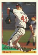 1994 Topps Gold #232 Mark Wohlers  - $0.50