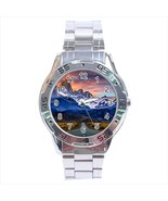 Patagonia Andes Mountain Stainless Steel Watches - $14.54+