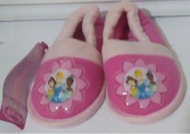 Disney Princess Slippers Toddler size 5/6 - $9.99