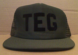 US Army Bradley Tank TEG Thermo Electric Generator Baseball Cap Adult On... - $8.00