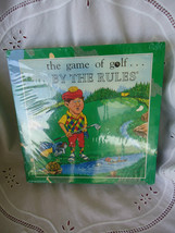 The Game Of Golf By The Rules 1993 Trinity Game... - $12.99