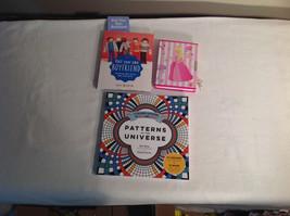 Angsty Teenage Girl Gift Set - Diary with lock + KYO Boyfriend + Patterns colori