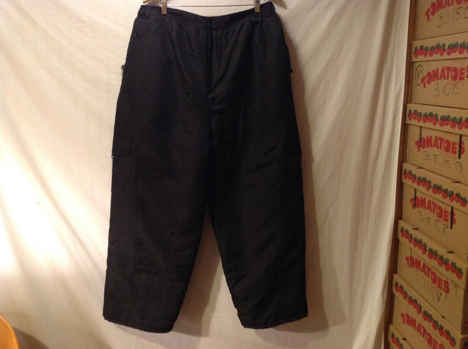 Athletworks Men's Size XL 40-42 Snow Ski Pants Outerwear Bottoms Water-Resistant