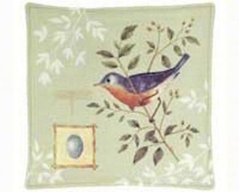 GC Alice's Cottage Bluebird Spiced Hot Pad - $13.10