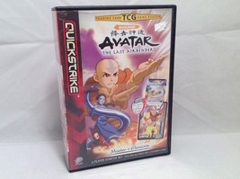 Quickstrike Avatar The Last Airbender Trading Card Game System TCG Set w/ Case